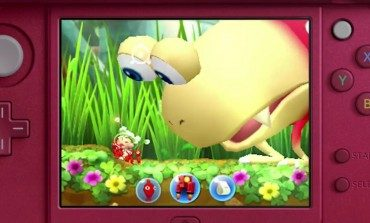 New Side-Scrolling Pikmin Game Coming To The 3DS In 2017