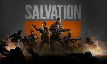 Salvation DLC Pack Now Available for Call of Duty: Black Ops III
