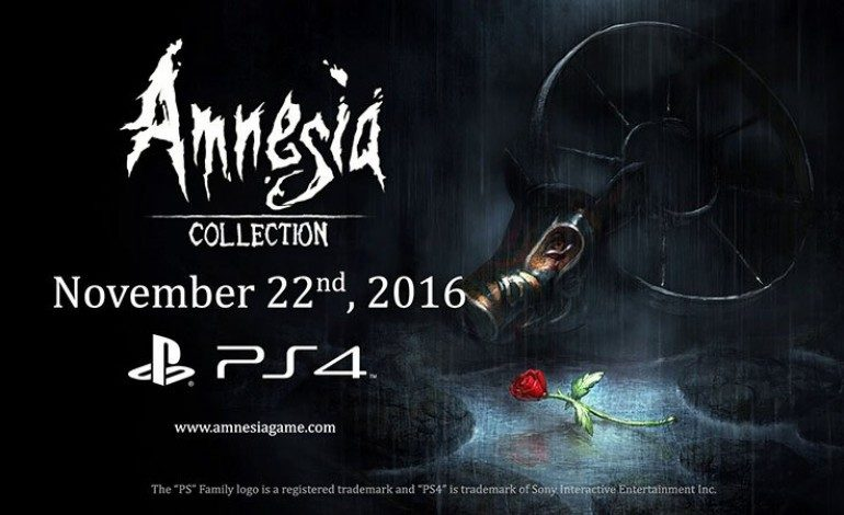 Amnesia: Collection Announcement Trailer and FAQ from Frictional Games