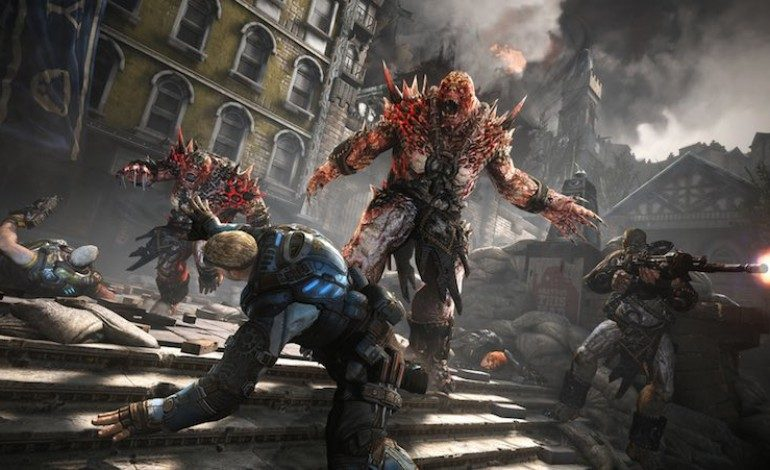 Gears of War 4 Received Its First update