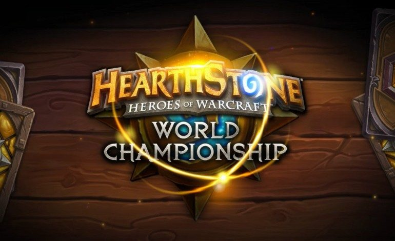 To Celebrate 2016 Hearthstone World Championship, Blizzard Will Give Out Free Card Packs