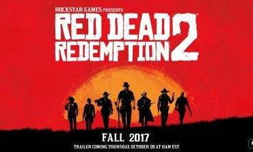 Red Dead Redemption 2 is Official, Set to Come Out Fall 2017