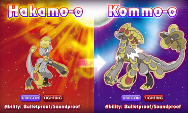 Evolutions Abound In Latest Sun And Moon Trailer