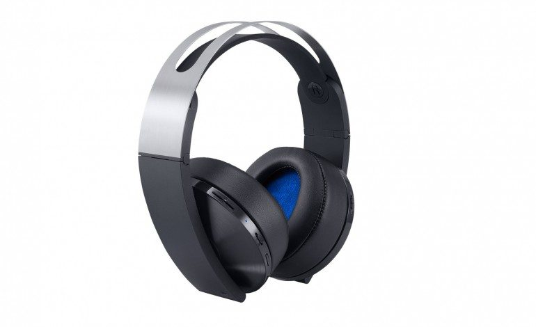 Playstation's Platinum Wireless Headset Coming in 2017