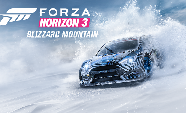 Forza Horizon 3 First Expansion Detailed: Blizzard Mountain