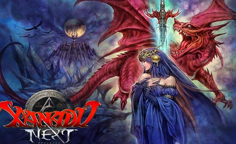 Japanese RPG, Xanadu Next, Officially Released for PC in the West