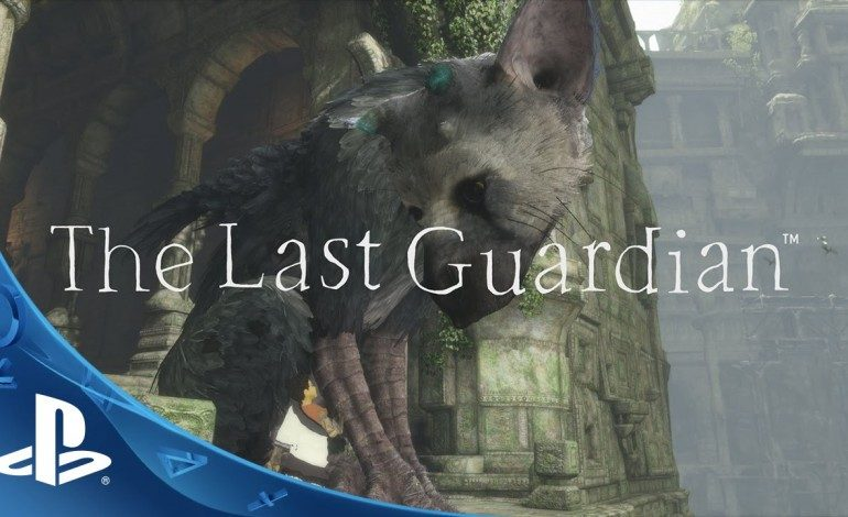 New Trailer Released for The Last Guardian