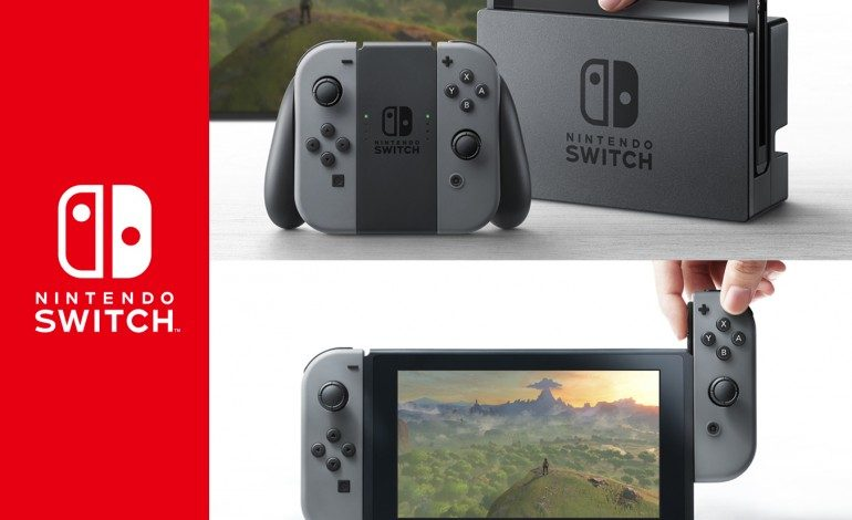 New Report Reveals Nintendo's Plans For New Switch Model