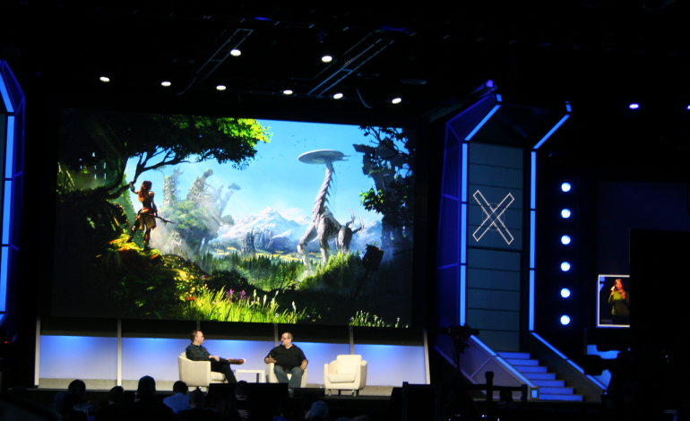 Guerrilla Games Releases New Horizon: Zero Dawn Trailer at PSX