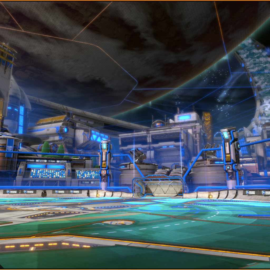 Psyonix Releasing New Update For Rocket League Adds New Map And More Mxdwn Games