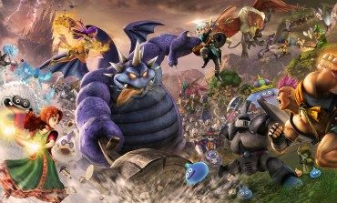 Release Date Confirmed for Dragon Quest Heroes 2