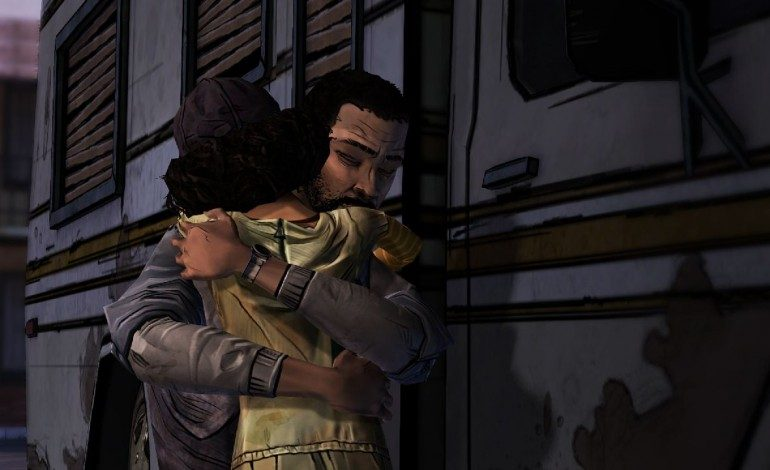 "The Walking Dead Wins the 2016 ""I'm Not Crying, There's Something In My Eye"" Steam Award"