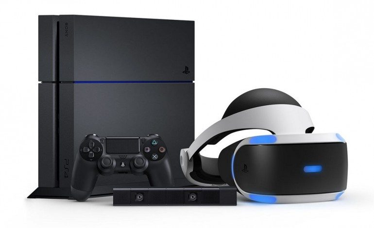 PlayStation VR Might Be Failing