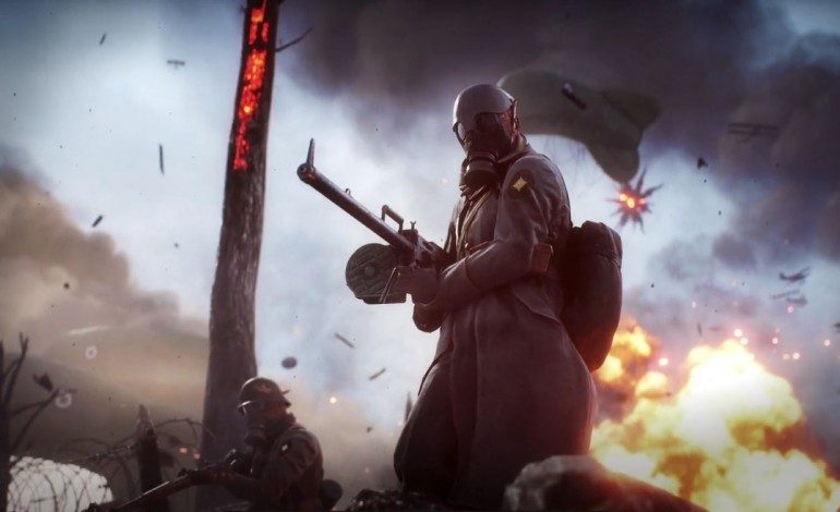 "DICE Sent Out a Teaser on Twitter Today For Battlefield 1's 'Shall Not Pass"" DLC"