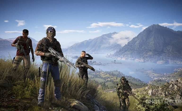 Ghost Recon Wold Premiere Coming Later This Week