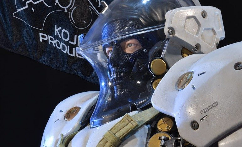Kojima Productions is Coming Out With a $2,000 Statue