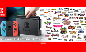Nintendo Showcases Indie Games Coming to the Switch