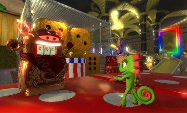 Extended Look at Yooka-Laylee Level Revealed