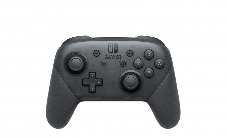 Nintendo Hides Secret Message to Fans in Switch Pro Controller