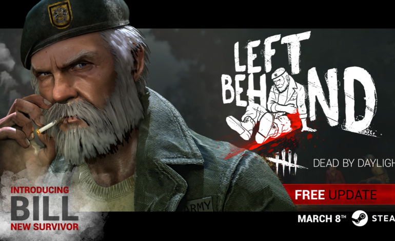 Left 4 Dead's Bill Comes to Dead by Daylight