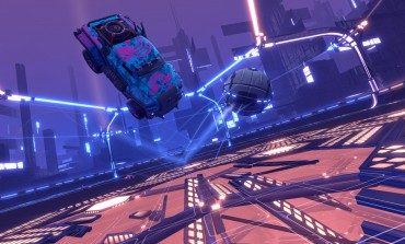 New Dropshot Mode Coming to Rocket League