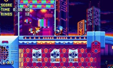 Sega Delays Sonic Mania, Reveals Official Title for Sonic 2017