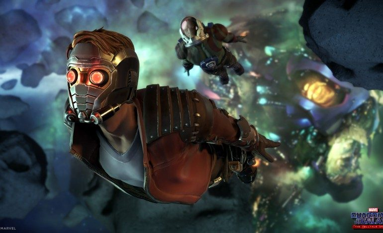 Telltale Games Reveals Cast for Guardians of the Galaxy Game