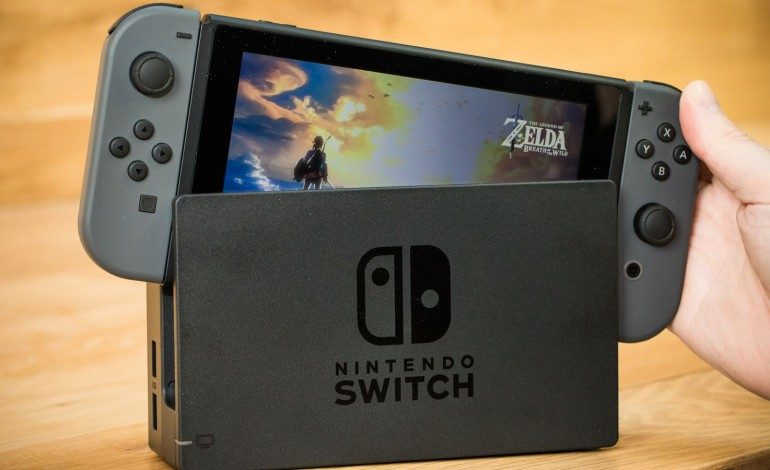Nintendo Switch to Be Restocked at Toys R Us This Weekend