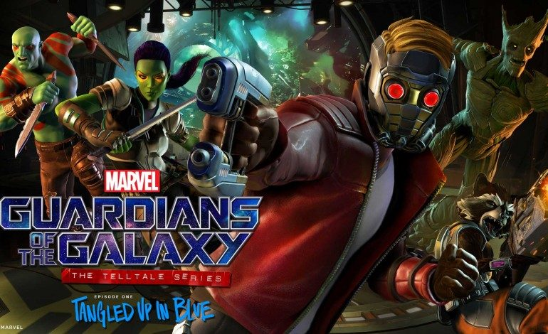 Telltale's Guardians of the Galaxy Gets a Release Date