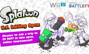 Splatoon Open Tournament Offers Free E3 Trip as a Grand Prize
