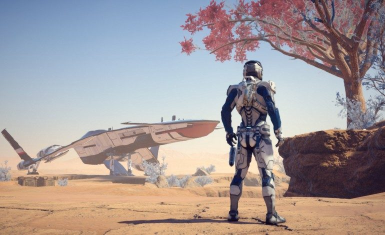 New Mass Effect: Andromeda Trailer Features 4K HDR Gameplay and Interviews