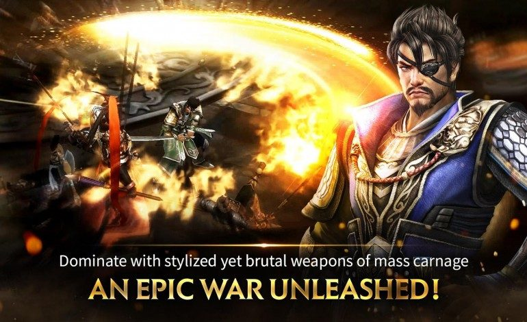Free Dynasty Warriors Game, Dynasty Warriors: Unleashed, on Mobile Devices