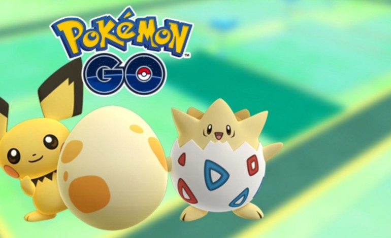 Pokémon GO Announces Egg-Themed Spring Event