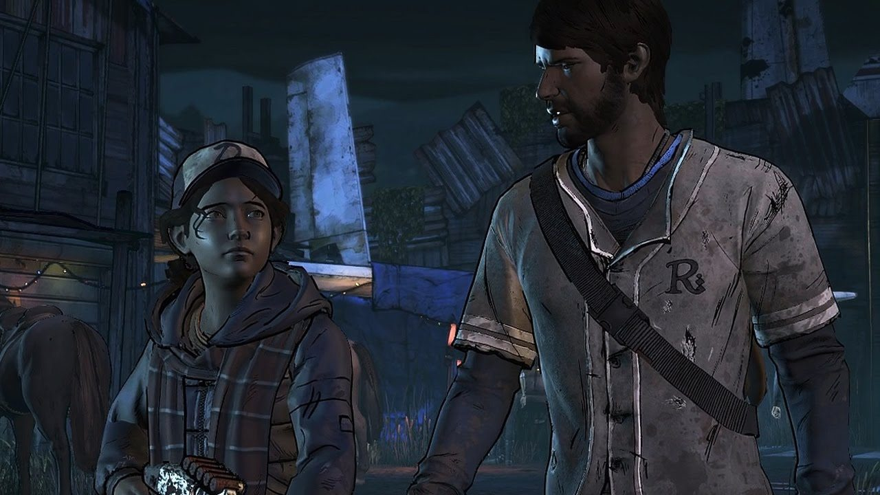 Telltale Employee Teases New Information For The Walking Dead A Frontier Mxdwn