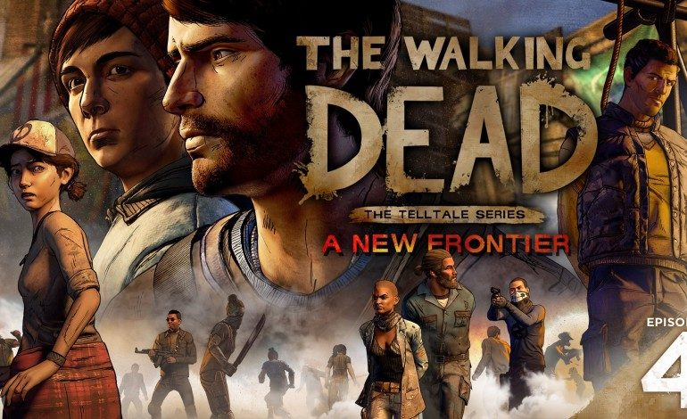 The Walking Dead: A New Frontier Episode 4 Release Date Announced