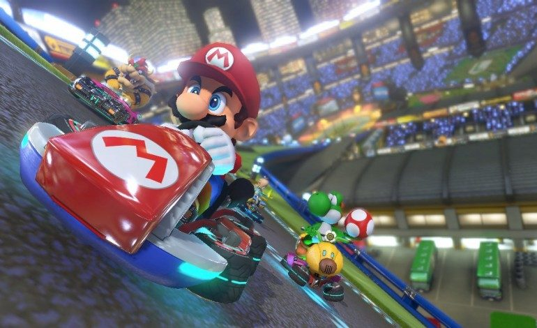"Mario Kart 8 Deluxe Removes ""Fire Hopping"""
