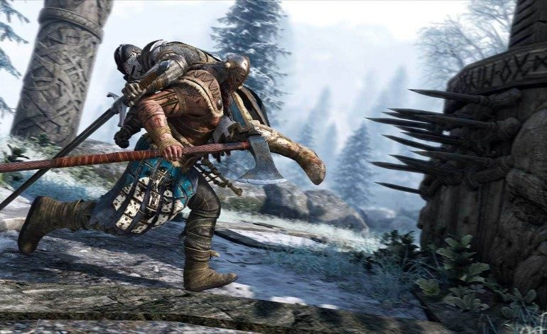 Season 1 of the For Honor Faction War Goes to the Vikings