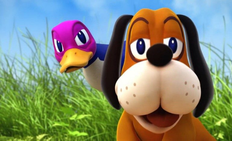 Duck Hunt Dog Doing Well at Smash Tournament