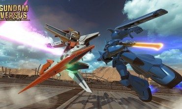 Gundam Versus Heading to PS4 in America, Europe This Fall