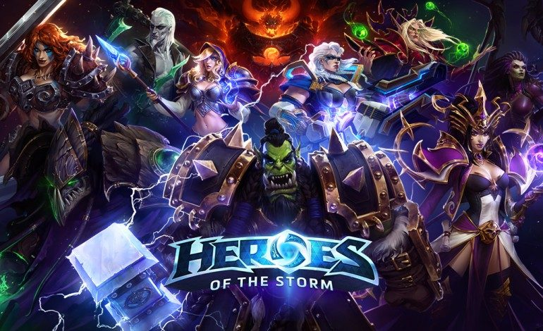 Heroes of the Storm Matchmaking Leads to an Actual Marriage