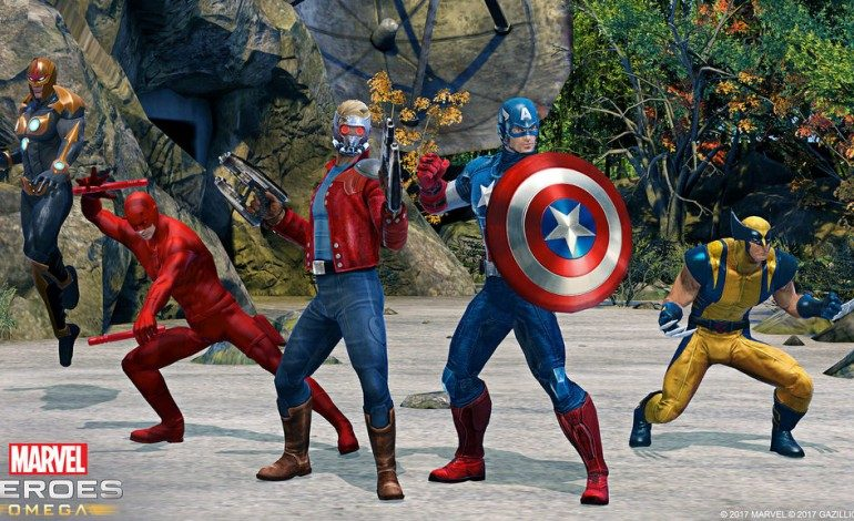 Marvel Heroes Omega Announced For Spring 2017