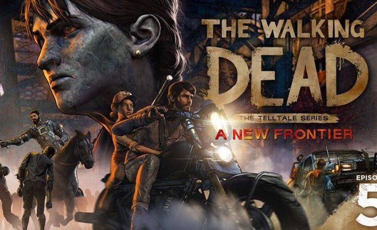 The Walking Dead: A New Frontier Finale Date Revealed