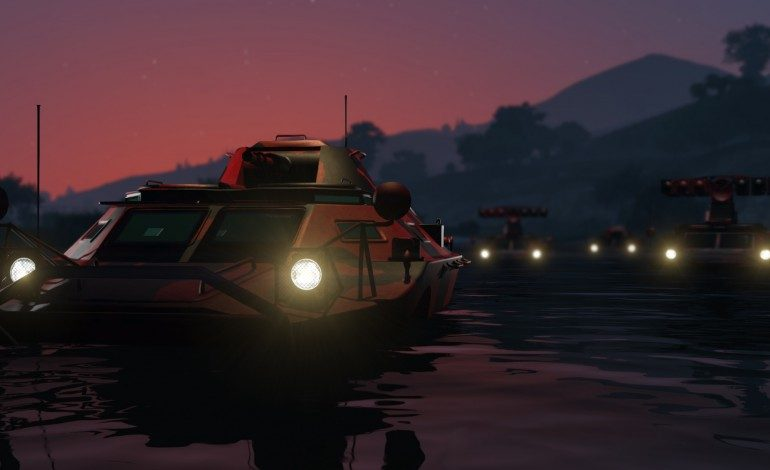 "Grand Theft Auto V's Next Update To Bring ""Gunrunning"""
