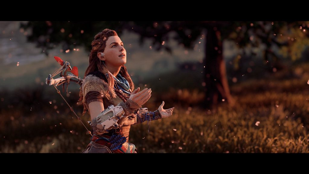Horizon Zero Dawn Photo 02