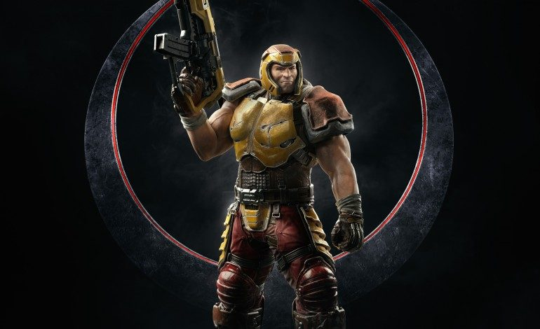 "Quake Champions Finally Adds the OG ""Quakeguy"""
