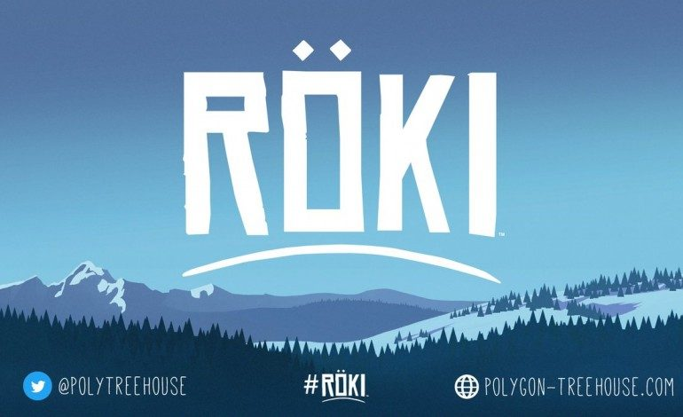 Adventure Game Roki Has You In The Dark Woods