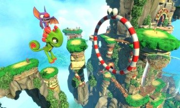 Playtonic Games Shares Details On Upcomming Yooka-Laylee Update