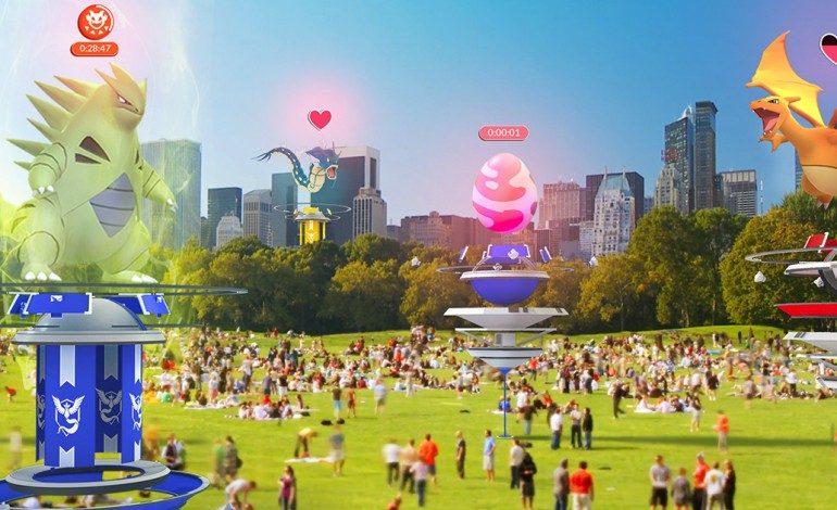 Upcoming Pokémon GO Update to Include New Gym Mechanics and Raid Battles