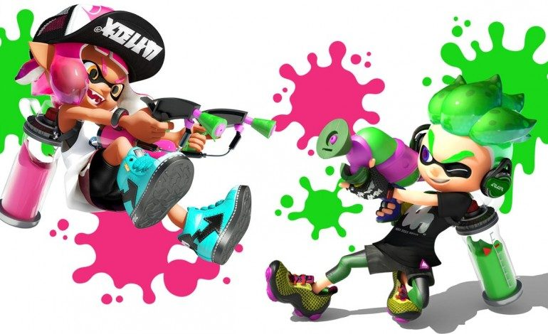 Details for Splatoon 2 and ARMS E3 Tournaments Revealed