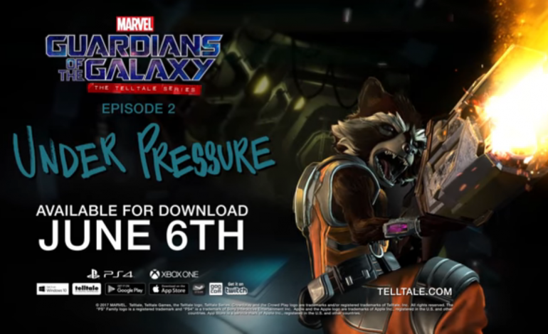 Telltale's Guardians of the Galaxy's Episode Two Trailer Released